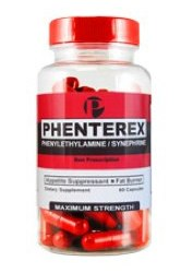 Phenterex Diet Tablets