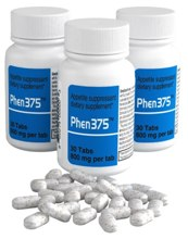 Phen375 phentermine diet pill