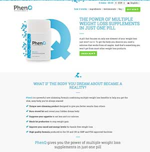 PhenQ official website